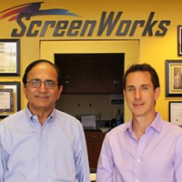 Co-owners Sharad Mehta, President, and Brian DiZavala, Executive Vice President and COO