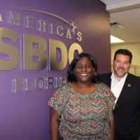 Brian Book, owner of Book Zurman is a Florida SBDC at Pinellas County Economic Development, success