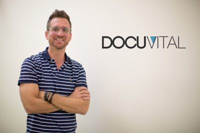 Joel Brown, founder of DocuVital, worked with the Florida SBDC at FIU to target companies to provide his end-of-life software to their employees.