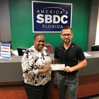 When Freedom Motorcars sustained economic injury from Hurricane Irma, owner Chris Belsha reached out to the Florida SBDC at Hillsborough County for help securing an emergency bridge loan.