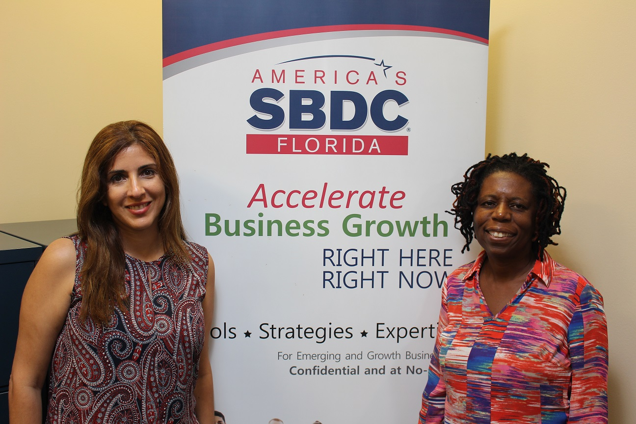 Marnie Forestieri turned to the Florida SBDC at UCF for help securing a Florida Small Business Emergency Bridge Loan following Hurricane Irma