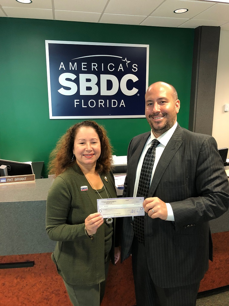 With Hurricane Irma barreling towards Florida, clients of Debt Relief Legal Group cancelled appointments as they evacuated the area. Once Irma hit, the office was left without power, forcing the business to close for an entire week. Seeking assistance, owner Alan Borden reached out to the Florida SBDC at University of South Florida for assistance securing a Florida Small Business Emergency Bridge Loan.