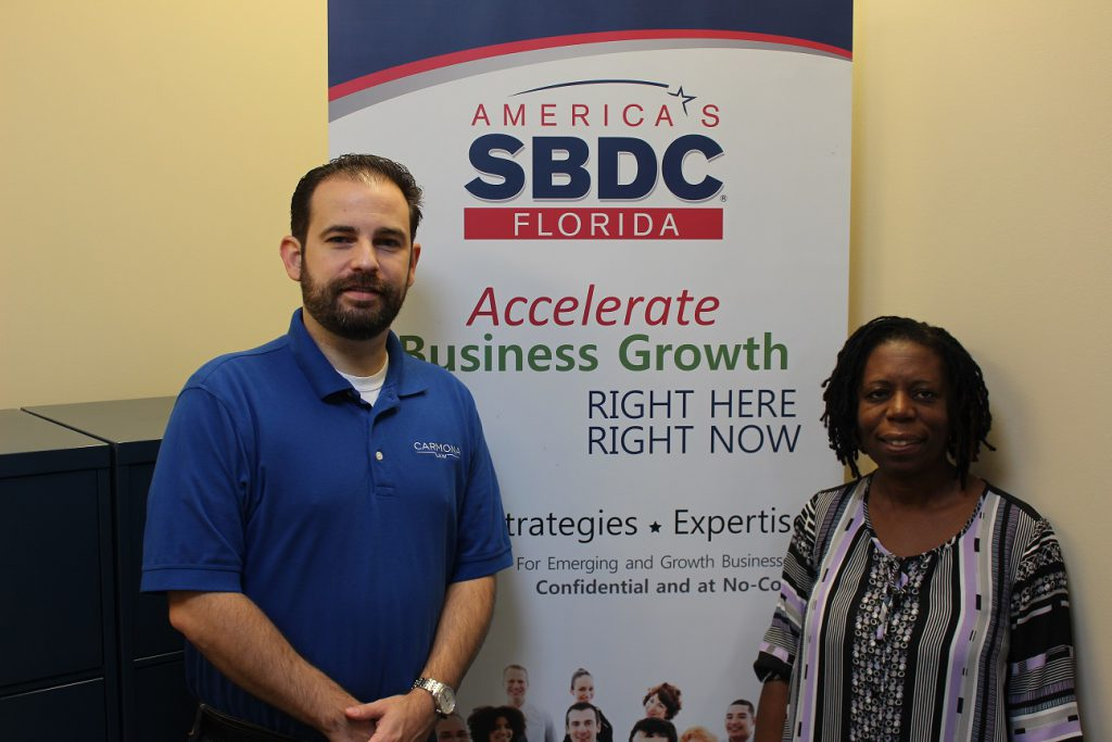 Carmona Law, a Florida SBDC at UCF emergency bridge loan success story