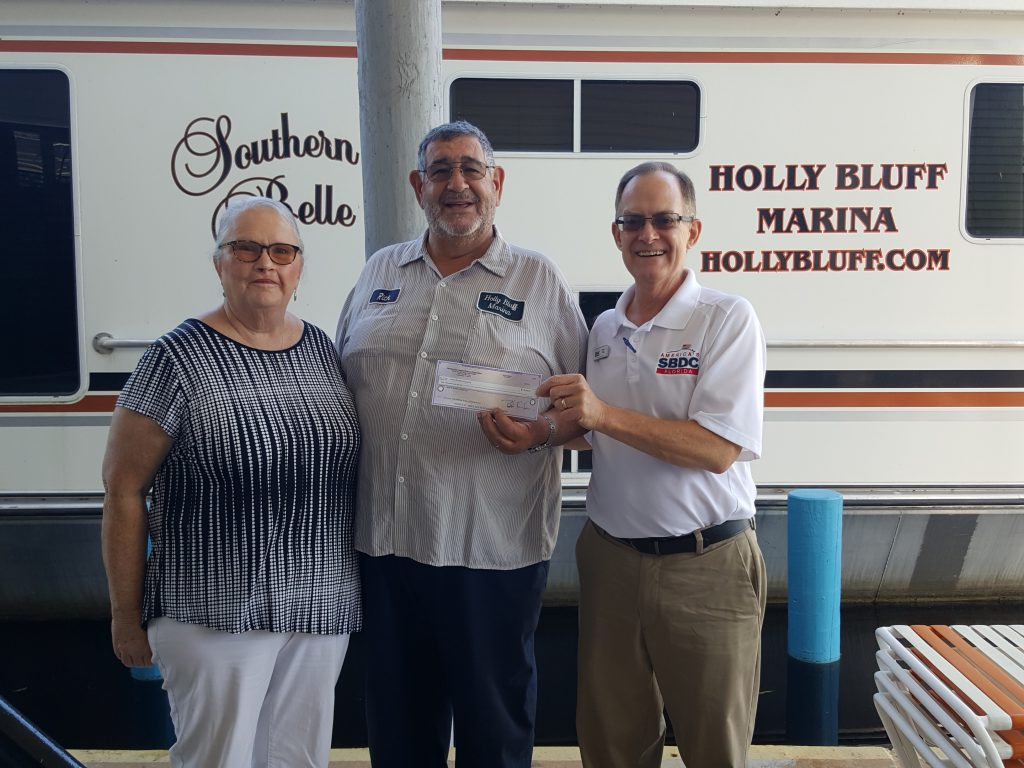 Holly Bluff Marina, a Florida SBDC at UCF bridge loan success story