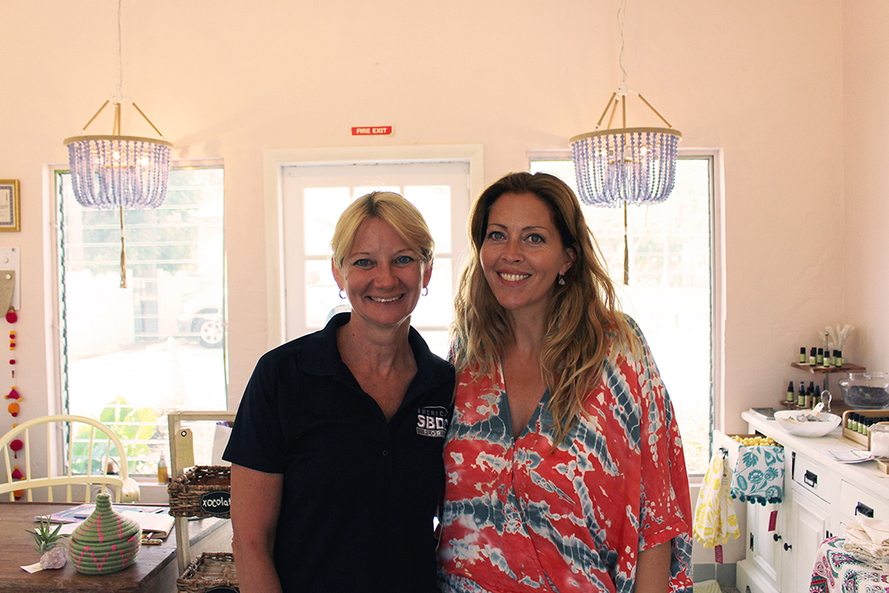 Krisha Mota utilized Florida SBDC at USF's services to help her take the plunge into entrepreneurship and open her own unique retail store, Mozielle.