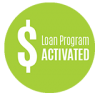 Loan Program Activated Icon