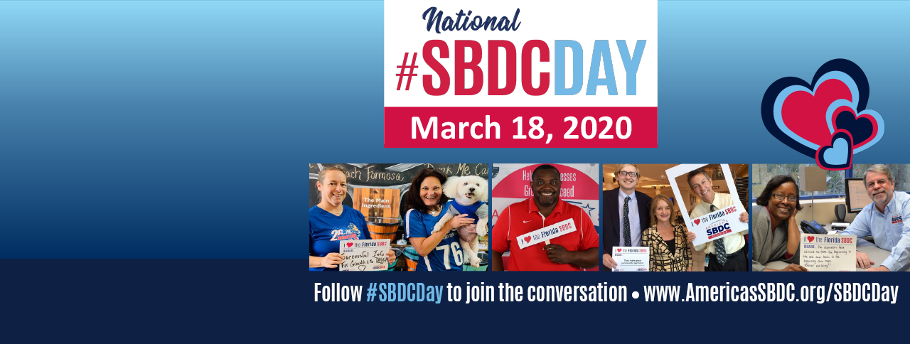 National SBDC Day, March 18, 2020
