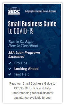 Small Business Guide to COVID-19 Cover