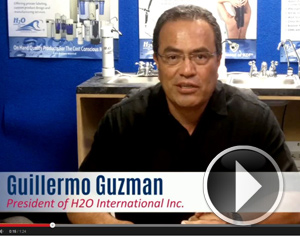 Guillermo Guzman, President of H2O International, Inc.