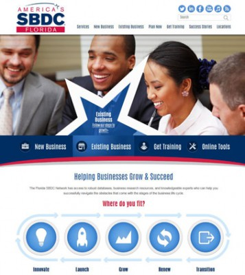 Florida SBDC State Website