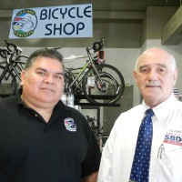 Miguel Davila, Chained Concepts, and Florida SBDC at UWF consultant Tom Hermanson