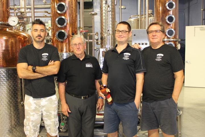 Kozuba & Sons Distillery of Pinellas County