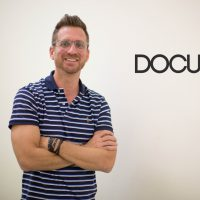 Joel Brown, founder of DocuVital, a Florida SBDC at FIU success story