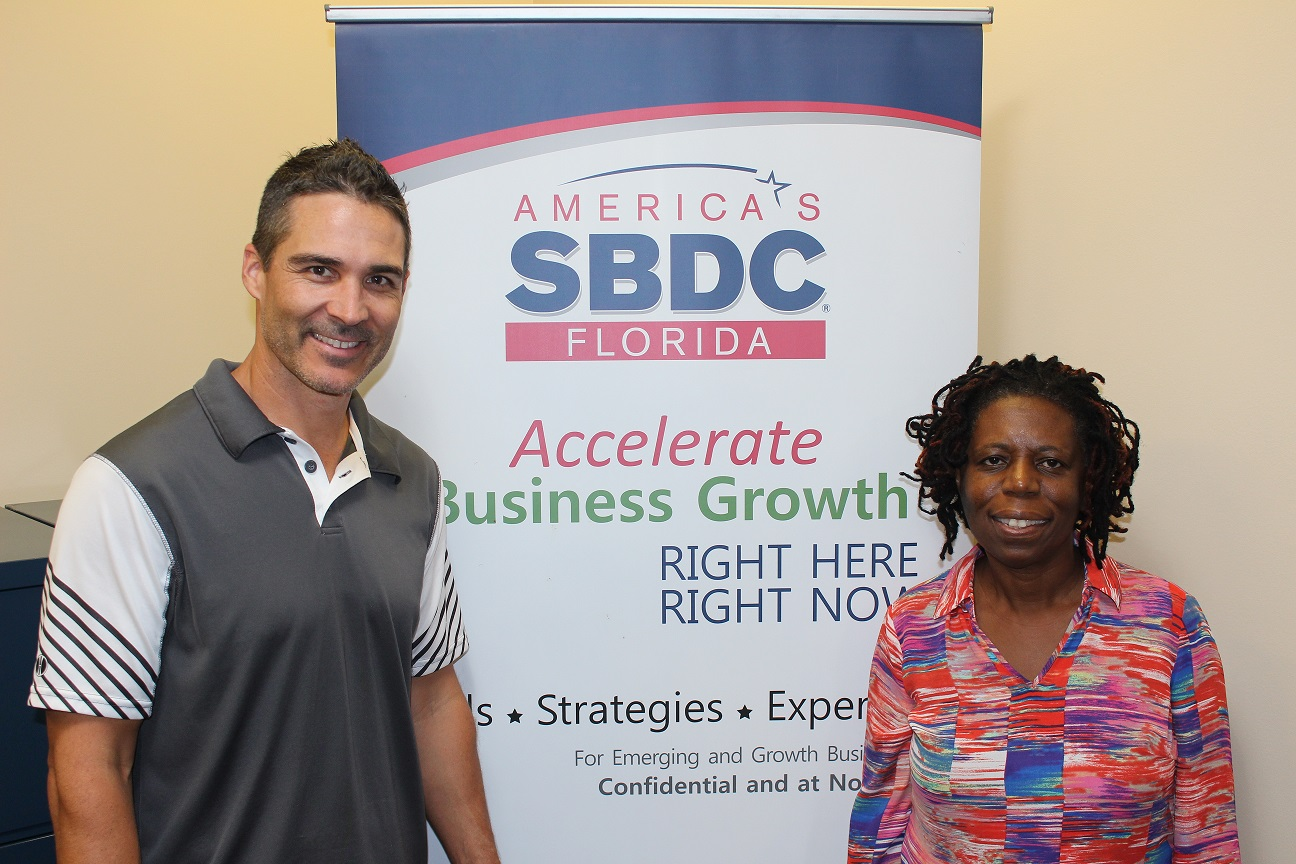 Allen Sportwear sustained damages in Hurricane Irma. The Florida SBDC at UCF was able to help owner Todd Marinshaw secure a bridge loan to recover.