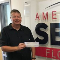 Robert McHugh, owner of Best Moving & Storage, sought help from the Florida SBDC at FGCU in securing a Florida Small Business Emergency Bridge Loan to repair damage to his property following Hurricane Irma.