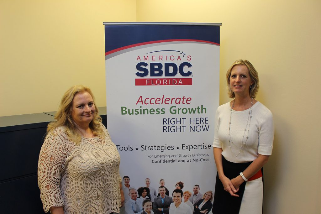 Barracuda Building - Florida SBDC at UCF client