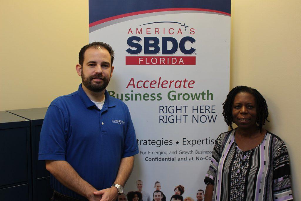 Carmona Law, a Florida SBDC at UCF emergency bridge loan success story