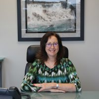 Diane Emery, owner of Executive Reporting Service of Pinellas County