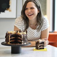 Mari Angeles Rubio, Casa Gioia, a client of the Florida SBDC at FIU