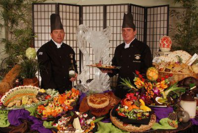 Co-Owners and Chefs, Delectables Fine Catering