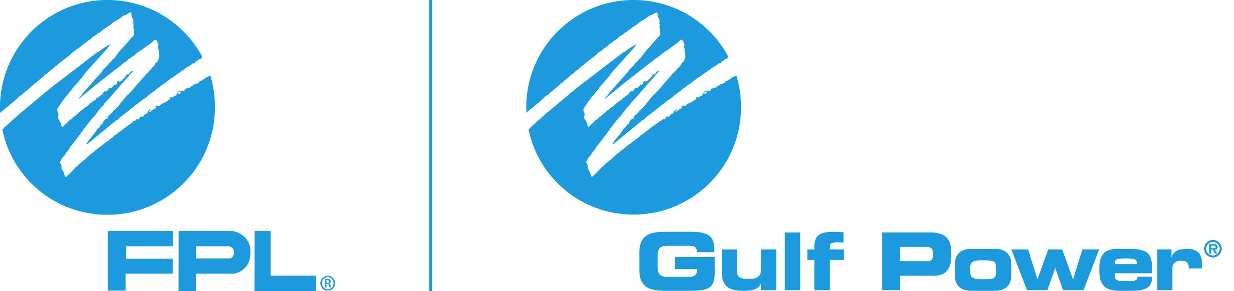 Florida Power and Light | Gulf Power logo